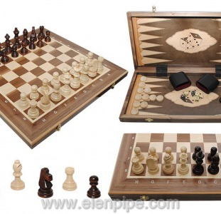 Импорт, опт продажи польских шахмат Elenpipe