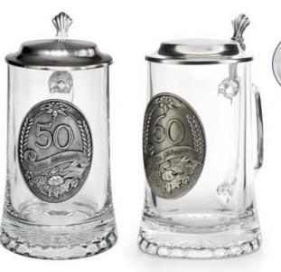 Подарки Artina кружка пивная Юбилейная