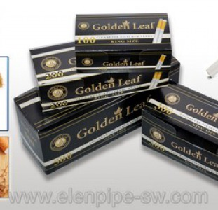 Гильзы для сигарет Golden Leaf 100 шт. оптом