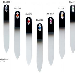 Пилочки для ногтей стекло Чехия Оптом