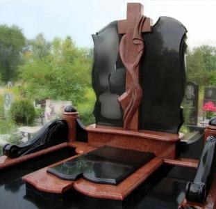 Пам'ятники з граніту в роздріб і оптом від виробника