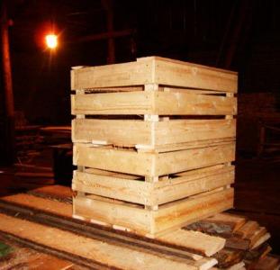 Ящики деревянные,  контейнеры овощные