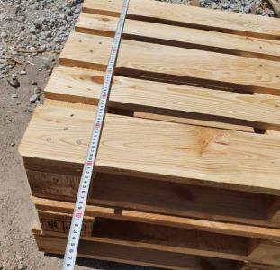 Поддоны деревянные 1200х800, европоддоны