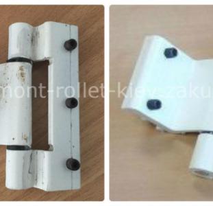Оконно-дверные петли Saray S-94, продажа петли на алюминиевые двери S94 в Киеве, петли на алюминиевы