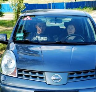 Автоуслуги Автошкола на Лесном массиве Киев, уроки вождения (Лесной, Левый берег) с инструктором, в любое время
