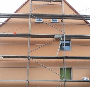 Работа в Польше для фасадников, бригады фасадников