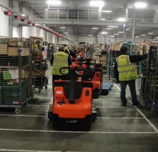 Разнорабочие Работа в Польше для работников склада. Гливице