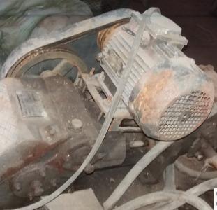 Насос АН 2/16 - горизонтальный, двухпоршневой  электрический насосный агрегат.