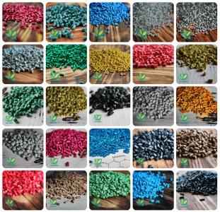 Вторичная гранула ПС, ПП, ПЭНД 276, 273, 266, ПЭВД, РЕ100, РЕ80