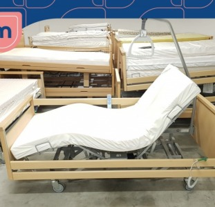 Ліжко лікарняне ортопедичне для реабілітації