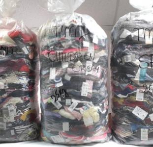 Відсортований вживаний одяг з Великобританії від прямого імпортера