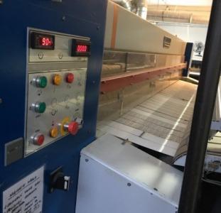 Пральне обладнання - прасувальна лінія Lapauw mangle