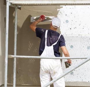 Робота  у Польщі для будівельної бригади на утепленні будинків