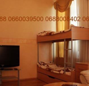 Мини отель Хостел койко-места Киев центр