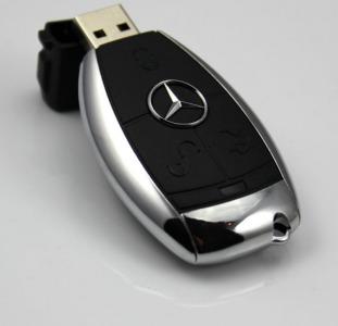USB-флешка Ключ зажигания Мерседес Mercedes