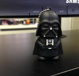 USB-флешка Дарт Вейдер 64 Гб