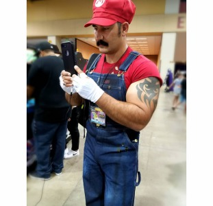 Кепка картуз Супер Марио