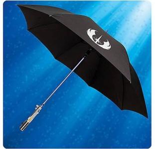 Зонт световой меч зонтик Star Wars Звездные Войны Дарт Вейдер Энакин Скайвокер
