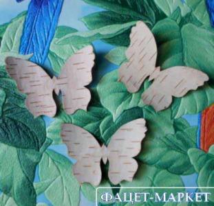 Декор Изделия фигурки из бересты для декора и рукоделия