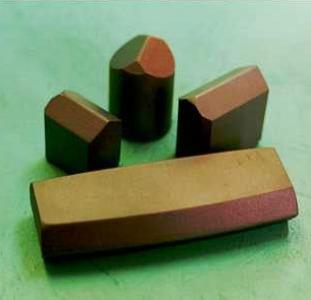 Пластины твердосплавные для камнекольных станков НПП Интерсплав