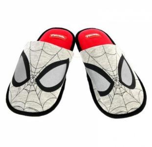 "Комнатные тапки ""Человек паук"" MARVEL 4243 красный-серый SH-370014"