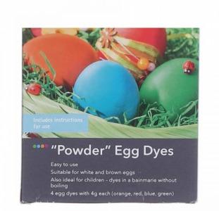 L11-290056_01, Краска для яиц (4 шт.), разноцветный