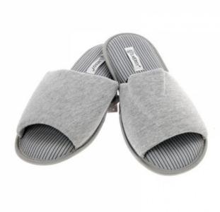 Одежда и обувь Тапки мужские LIVERGY 44/45 серый SH--470022