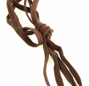 RLA-770152_01, Шнурок, 90см, коричневый