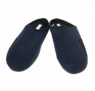 Тапки мужские LIVERGY 45 синий-черный