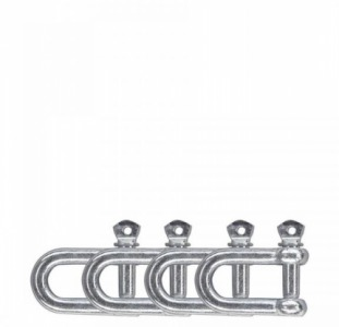 L10-300030_01, Карабины (4шт.), металик
