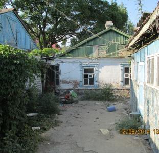 Продажа участка земли с постройками в центре Бердянска