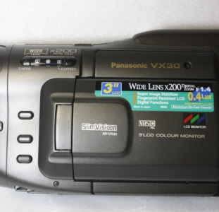 Видеокамера Panasonic NV-VX30EN
