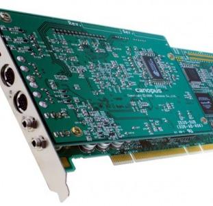 Canopus edius NX PCI-X