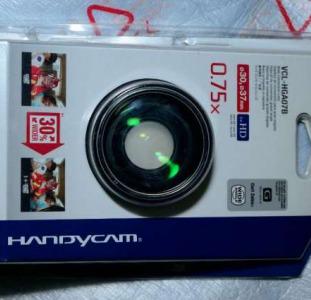 Sony VCL HGA07B