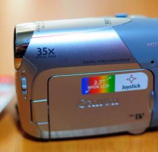 Видеокамера Canon MD-120