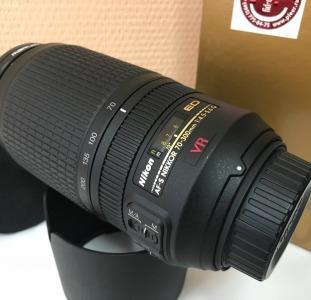 Объектив Nikon AF-S -Nikkor 70-300mm f/4,5-5,6G IF-ED