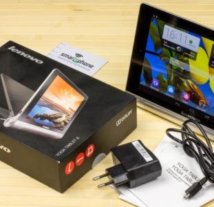 Планшет Lenovo yoga tablet 2-1050 LTE 16gb