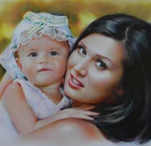 Картины Портрет представляет собой прекрасный подарок Чернигов
