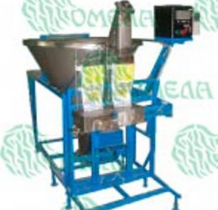 Полуавтомат упаковочный со шнековым электронно-весовым дозатором