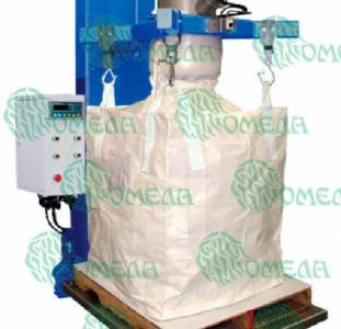 Весовой дозатор для автоматической загрузки мягких контейнеров «Биг-Бэг» 022.20.02.