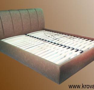 Фабрика кроватей на заказ с подъемным механизмом.