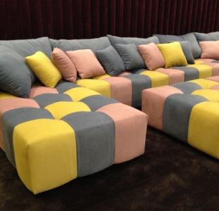Дизайн дивана на заказ
