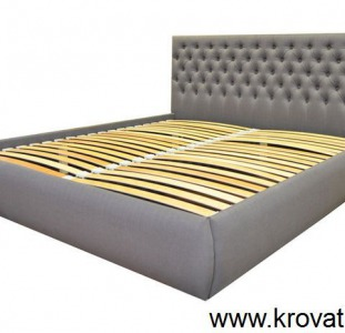 Кровать двуспальная с матрасом на заказ