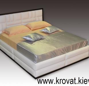 Кровати Двуспальные кровати с подъемным механизмом