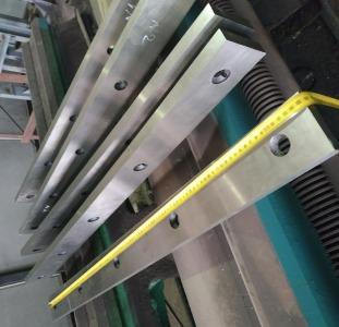Ножи гильотинные длиной до 1300мм