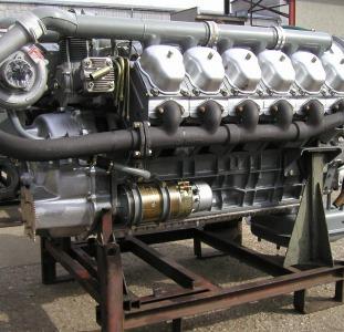 Запчасти на спецтехнику Татра, ремонт двигателя  Tatra  (Татра).