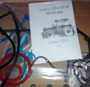 Спецтехника Прокладки на весь двигатель Зетор 5201,7201.