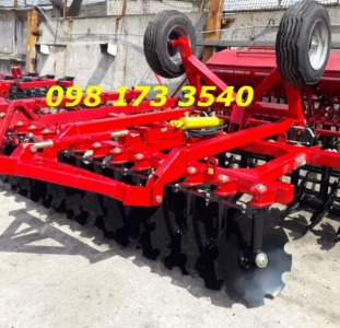 Борона прицепная БПД-3200 диск 560 мм для трактора МТЗ-892 МТЗ-100
