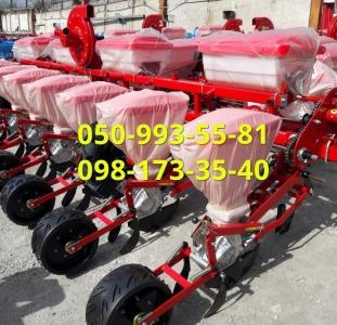 Сельхоз. техника УПС-8-03М пневматическая сеялка точного высева (колеса межсекционные)