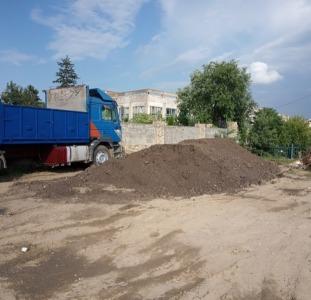Пісок Івано-Франківськ (Відсів, Щебінь, Чорнозем), Ивано-Франковск
